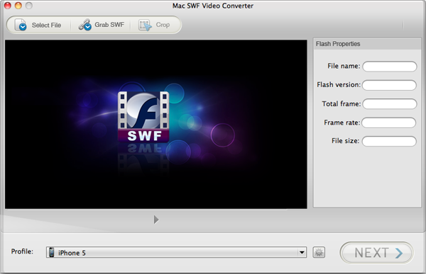 swf video converter for mac