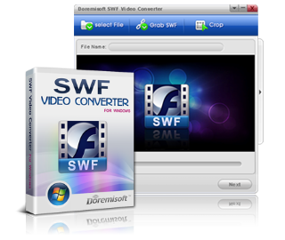 Doremisoft SWF Video Converter