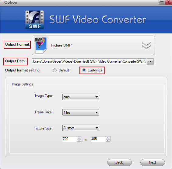 convert SWF to MP3